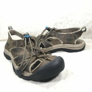 KEEN Fisherman Leather Size 7
